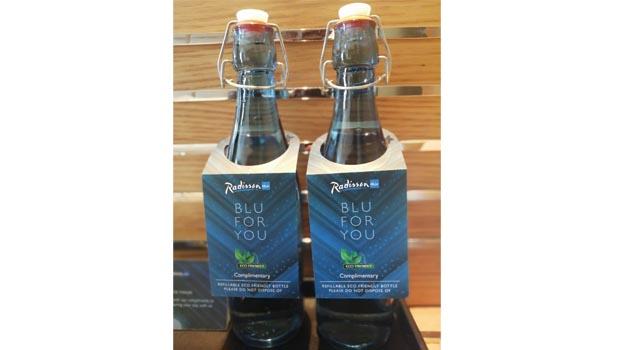Initiative takes Radisson Blue eco-friendly