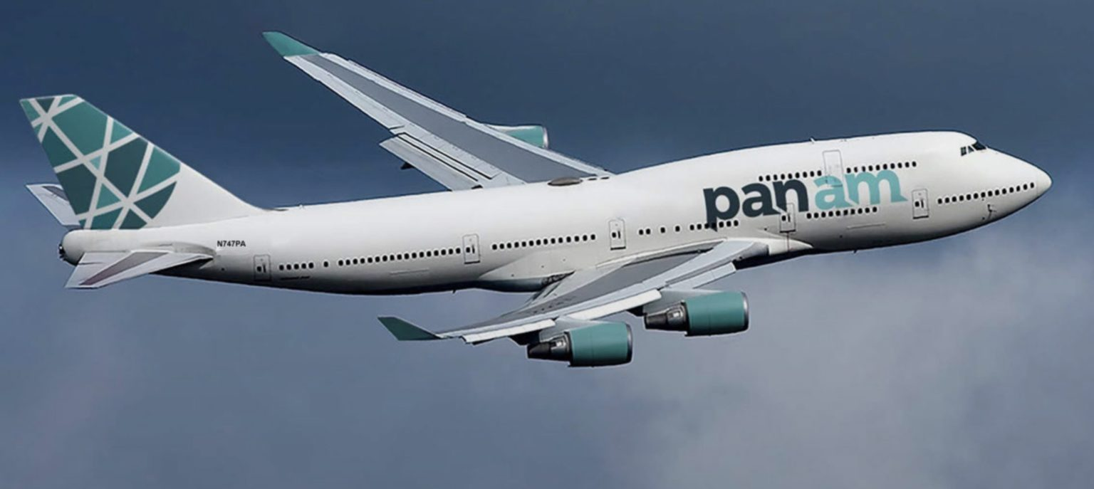 PAN AM RETURNING TO THE SKIES…USING 747S?