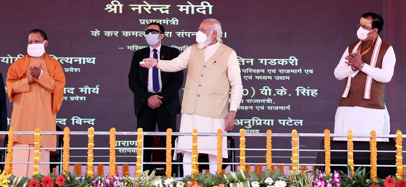PM Modi Reiterates Importance of Travel Related Infrastructure, says Tourism Follows