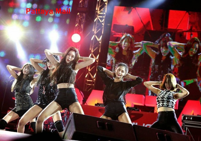 Expands to 4 stages Dec. 11-12 Pattaya Music Festival