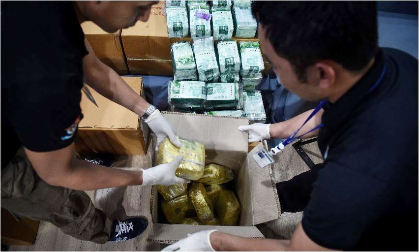 The Center of Southeast Asia's Narcotics Trade how Thailand Became