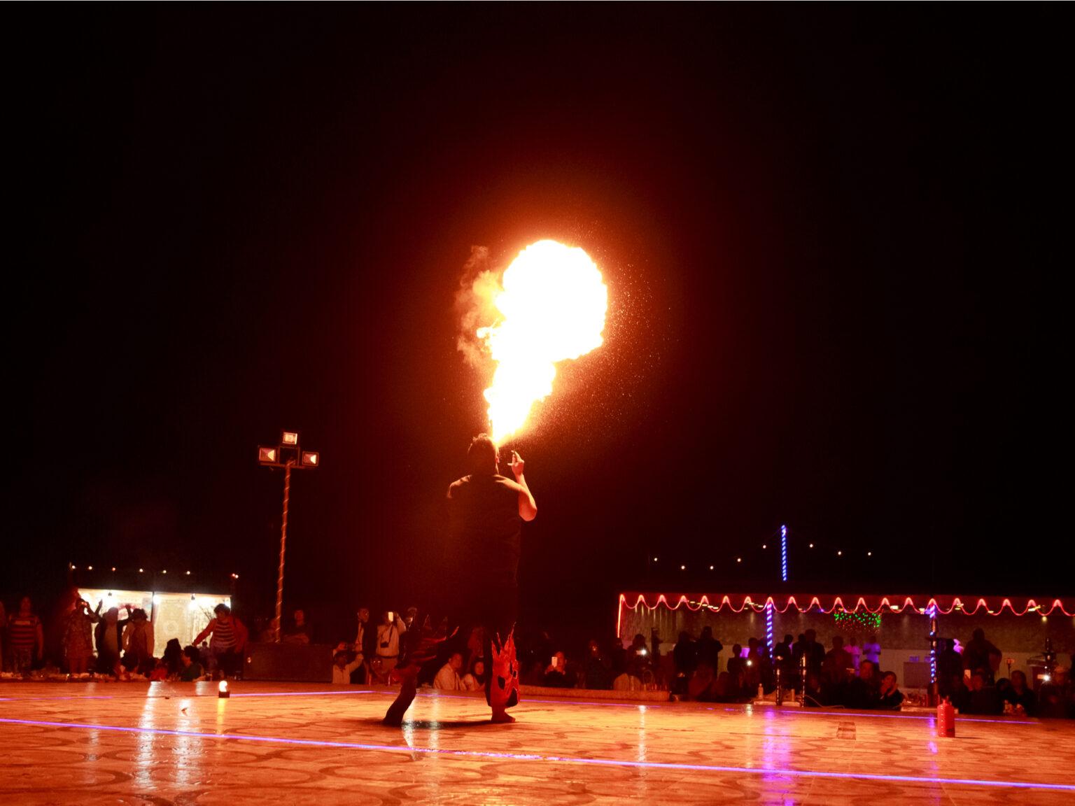Dubai Tourism suspends live entertainment