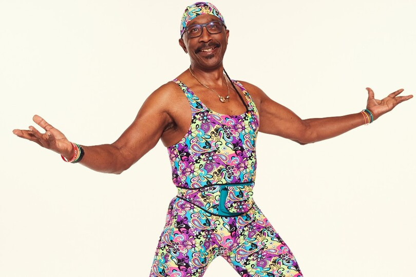JOIN MR MOTIVATOR'S TRAVEL INDUSTRY EXERCISE CLASS