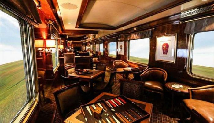 Luxury Train Will Be Launched from Istanbul to Cappadocia