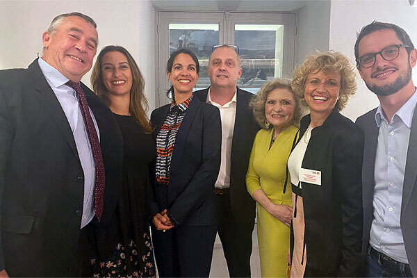 Incentive travel is back as SITE & SITE Foundation meet in-person in Paris with newly (re)formed SITE France Chapter