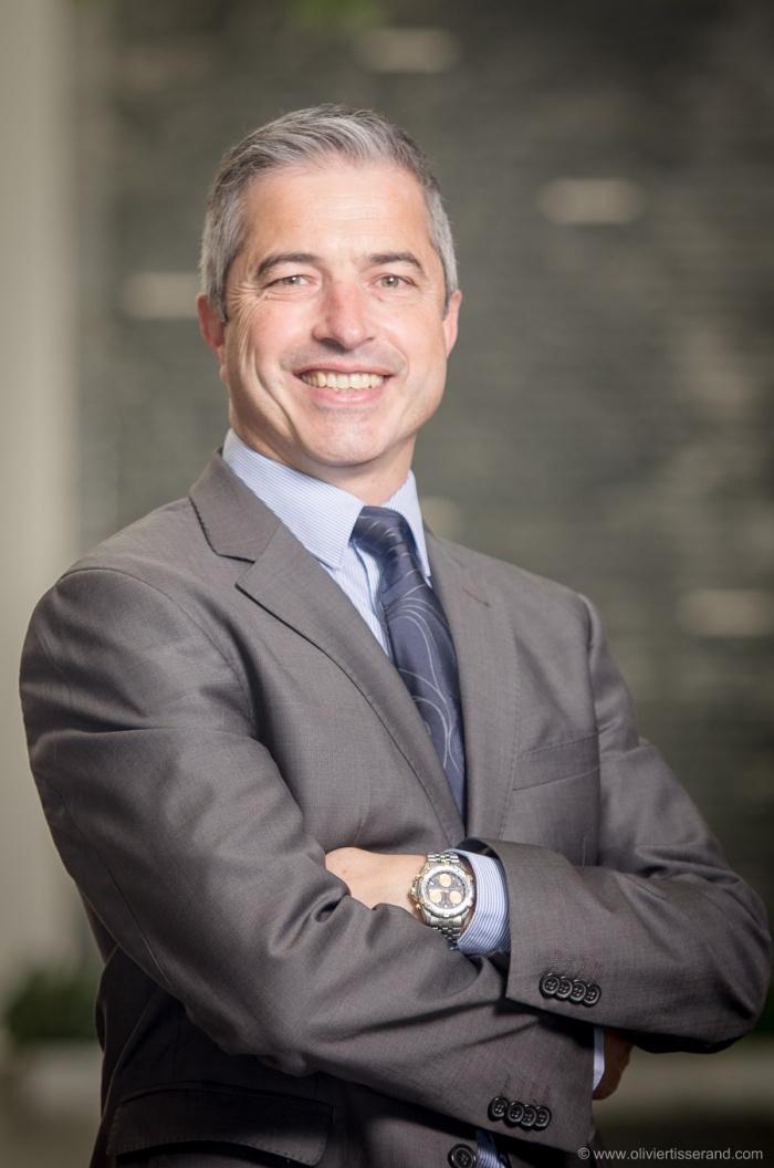 Jacques Lévêque, general manager, Resort Barrière Ribeauvillé